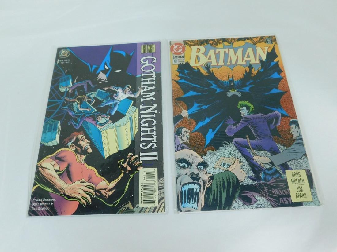 1990'S DC BATMAN COMICS - 5