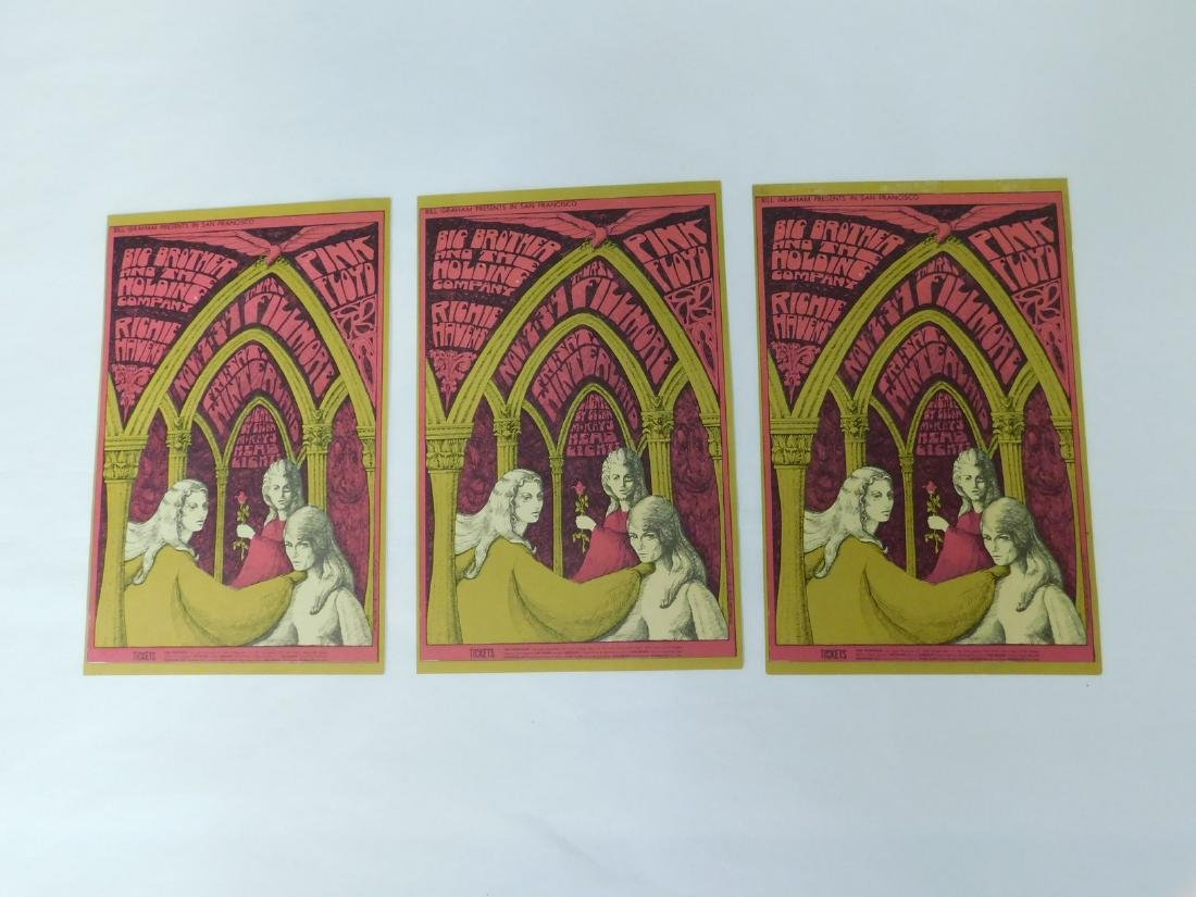 1966 OXFORD CIRCLE CONCERT POSTER & MORE - 6