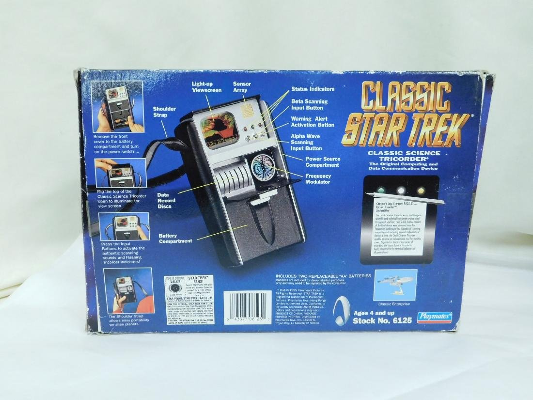 STAR TREK ACTION TOYS - 4
