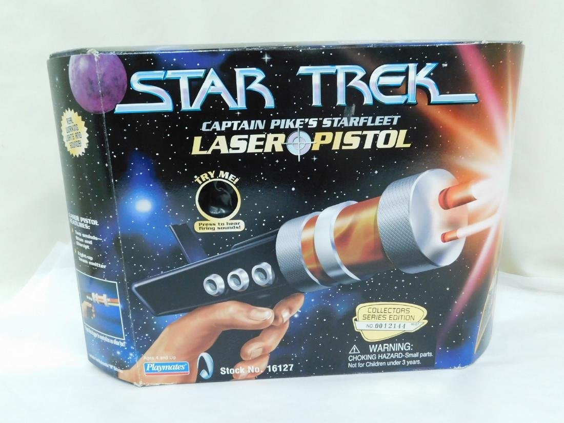 STAR TREK ACTION TOYS - 7