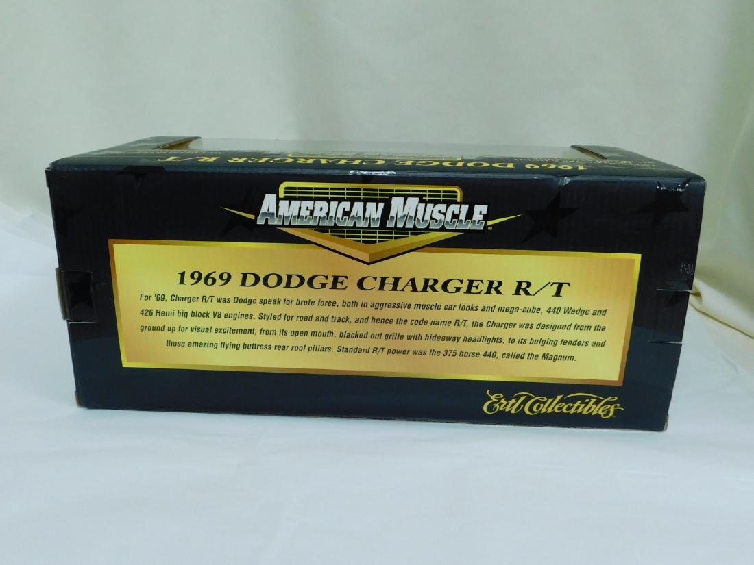 2 1:18 SCALE DODGE DIE CAST CARS - 3
