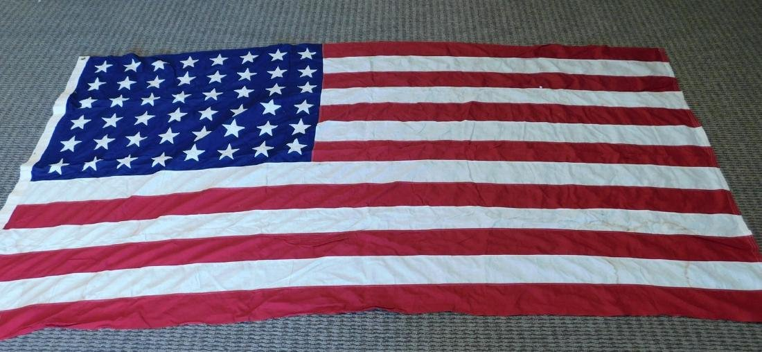 VALLEY FORGE 48 STAR AMERICAN FLAG