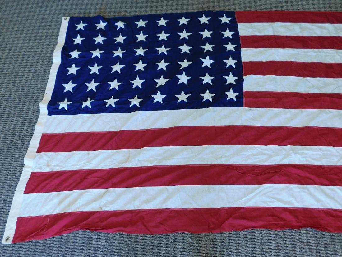 VALLEY FORGE 48 STAR AMERICAN FLAG - 2