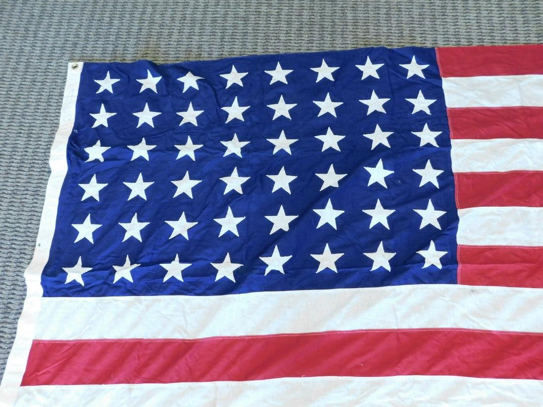 VALLEY FORGE 48 STAR AMERICAN FLAG - 5