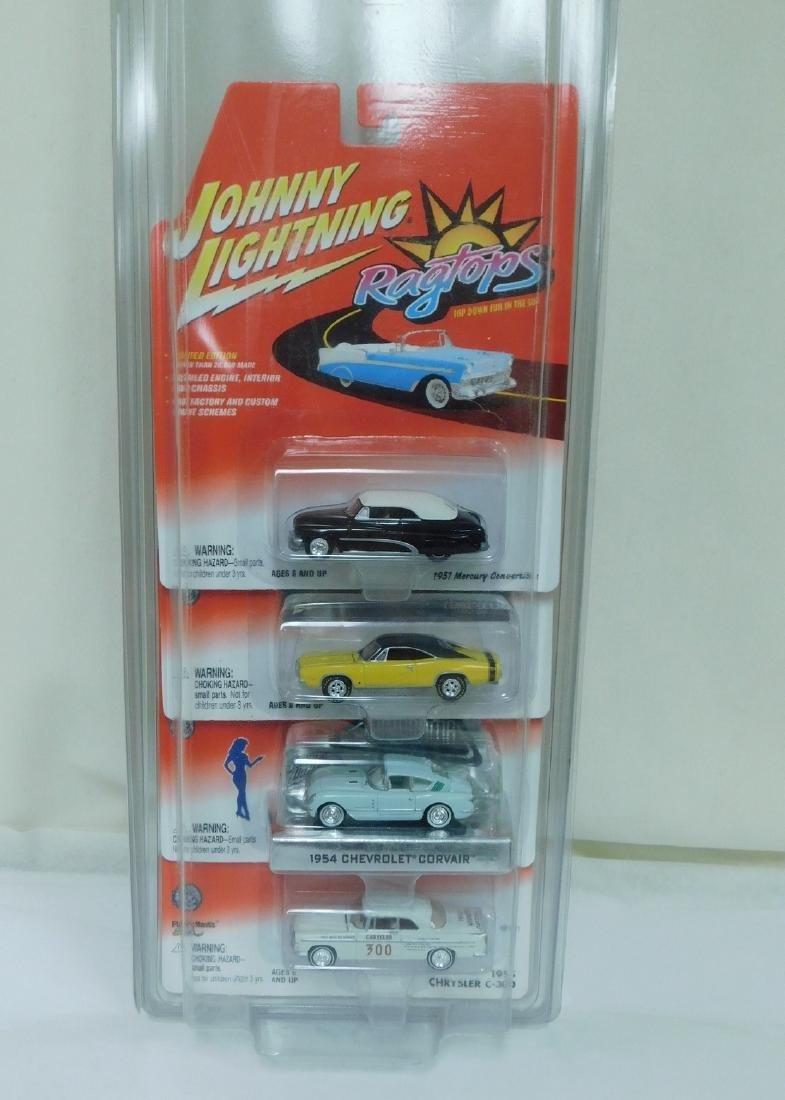 JOHNNY LIGHTNING DIE CAST MODEL CARS - 10