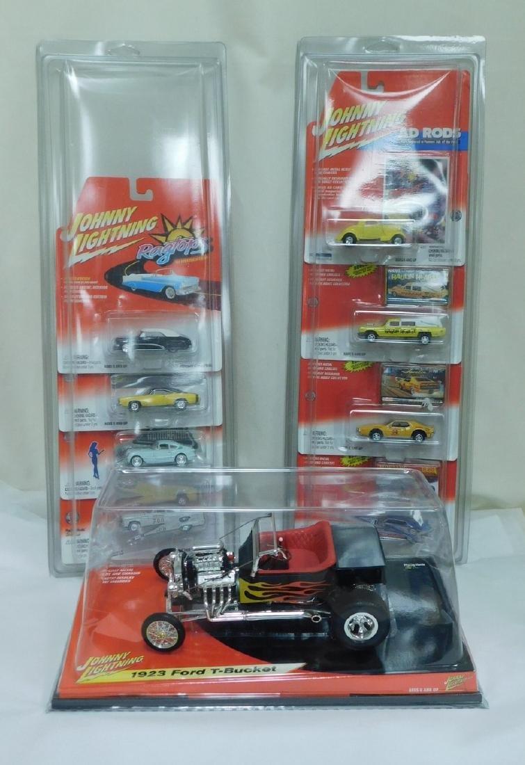 JOHNNY LIGHTNING DIE CAST MODEL CARS
