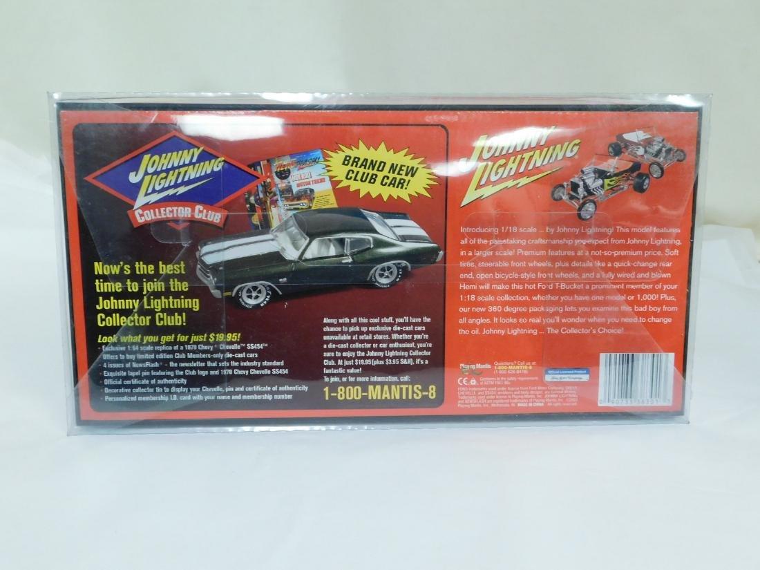 JOHNNY LIGHTNING DIE CAST MODEL CARS - 4