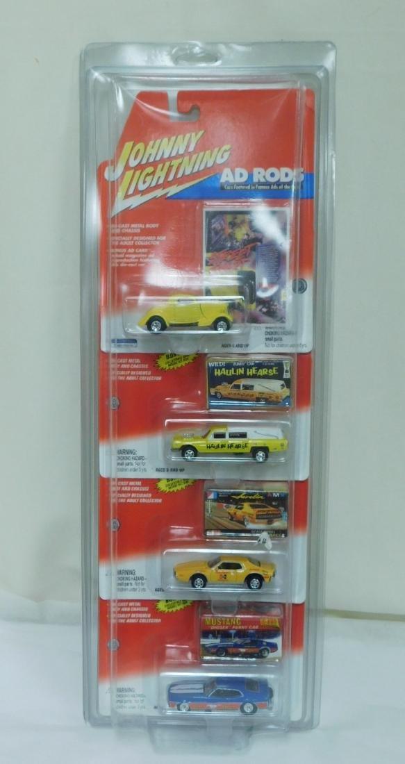 JOHNNY LIGHTNING DIE CAST MODEL CARS - 5