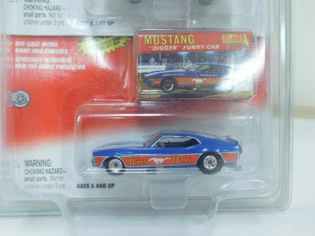 JOHNNY LIGHTNING DIE CAST MODEL CARS - 6