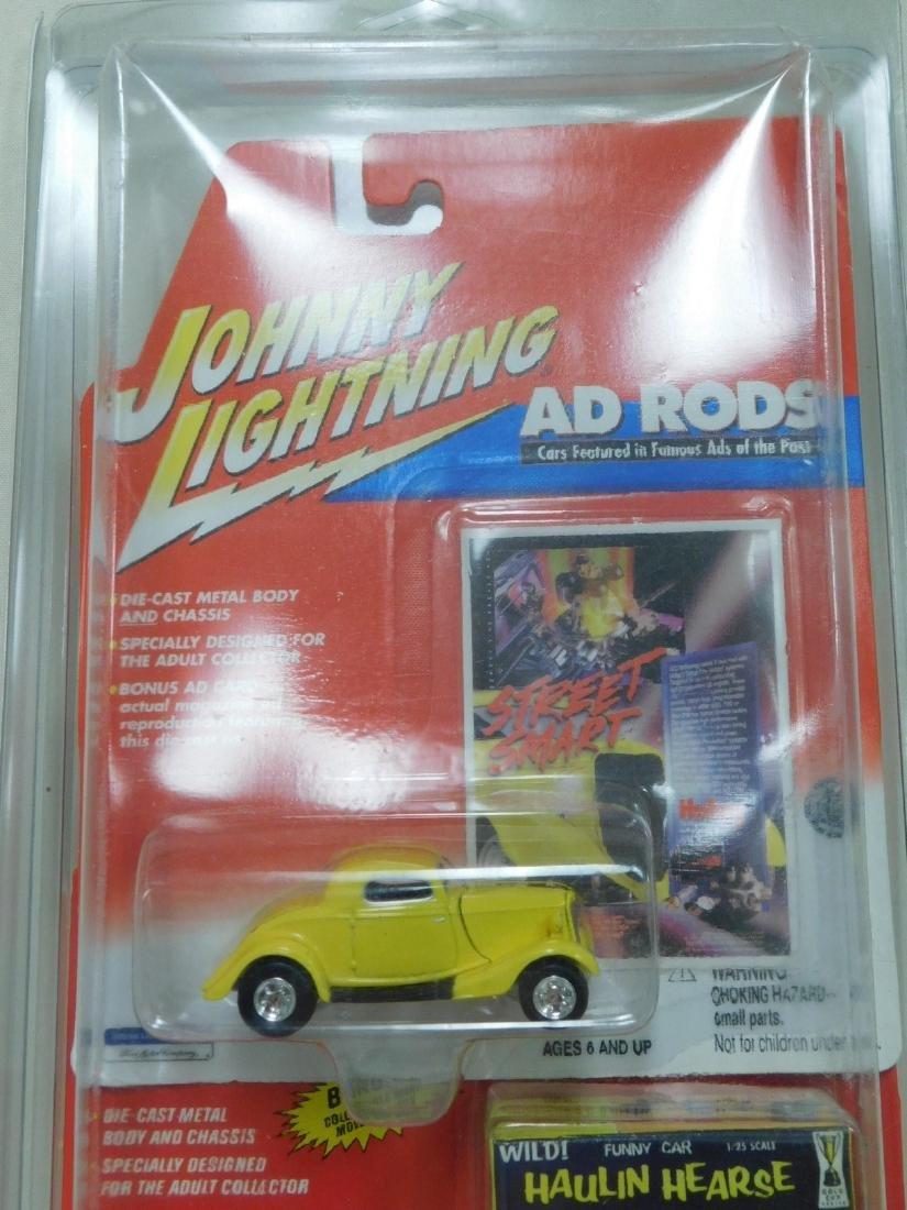 JOHNNY LIGHTNING DIE CAST MODEL CARS - 8