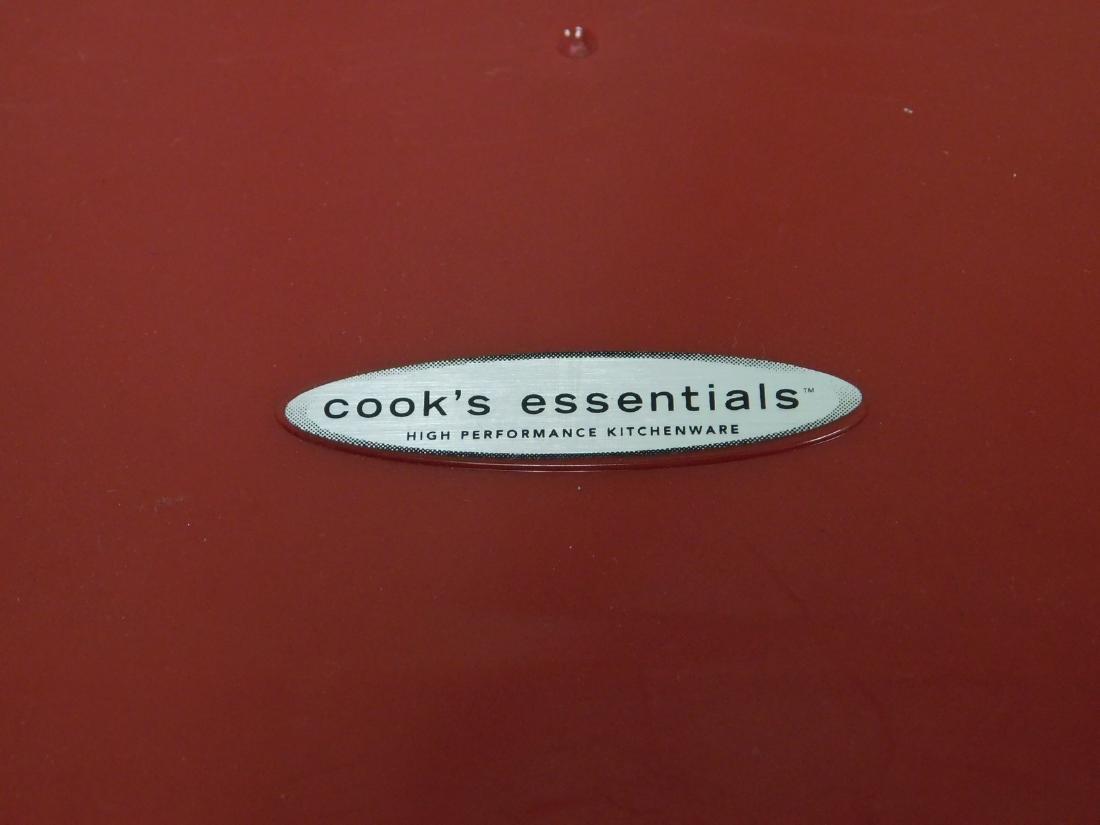 WOLFGANG PUCK STEAK KNIFE SET & COOKS ESSENTIALS H - 6