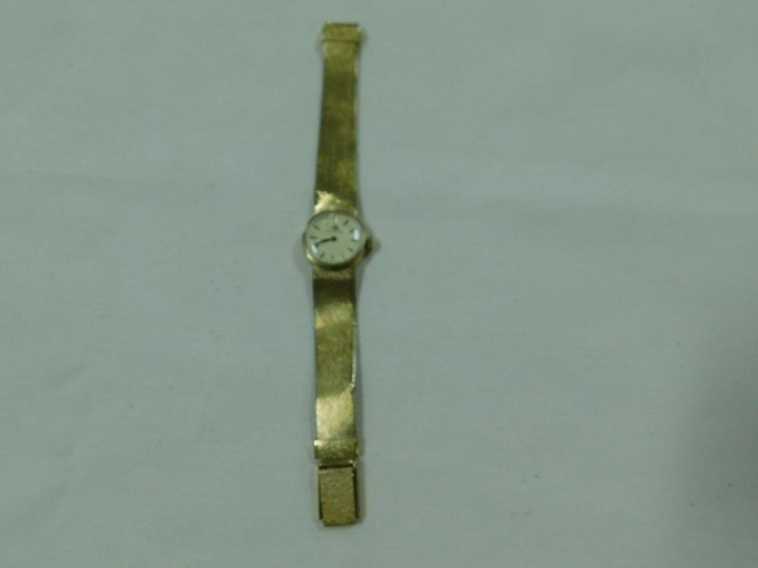 BUCHERER GOLD TONE LADIES WATCH
