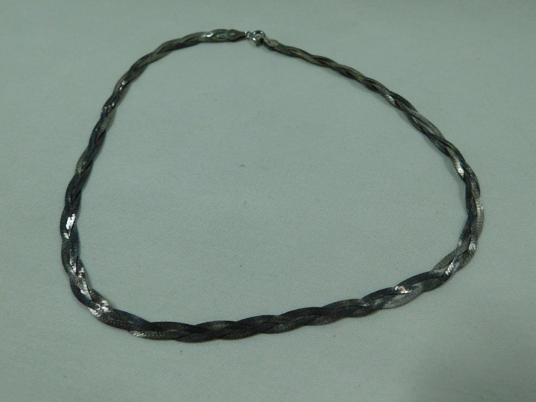 VARIOUS 925 SILVER JEWELRY - 10