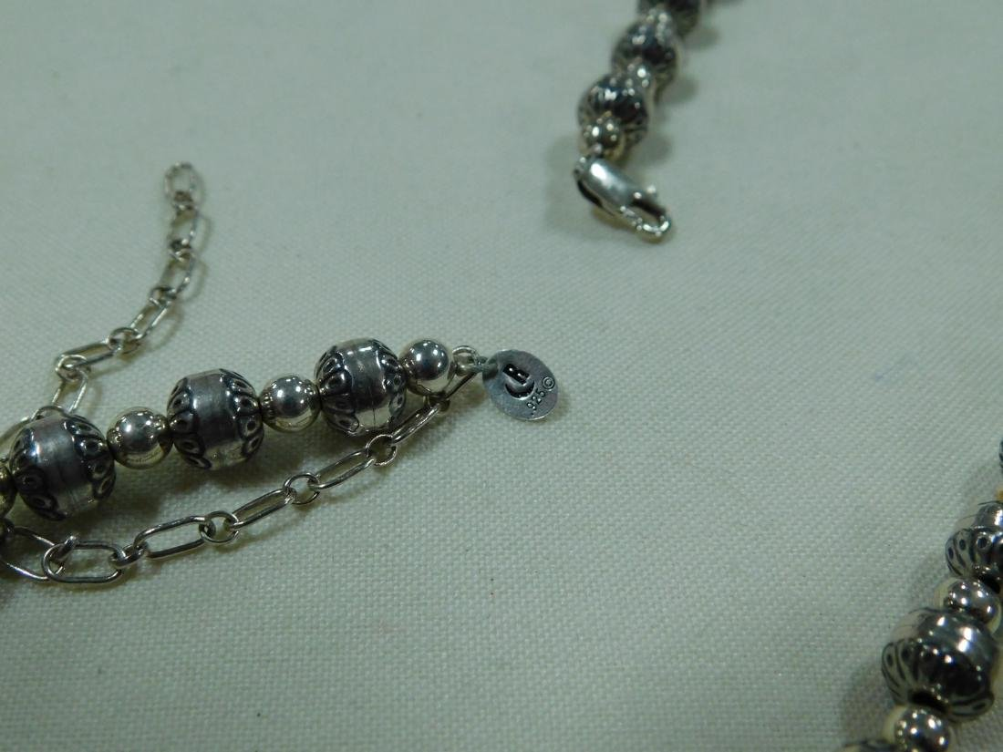 VARIOUS 925 SILVER JEWELRY - 3