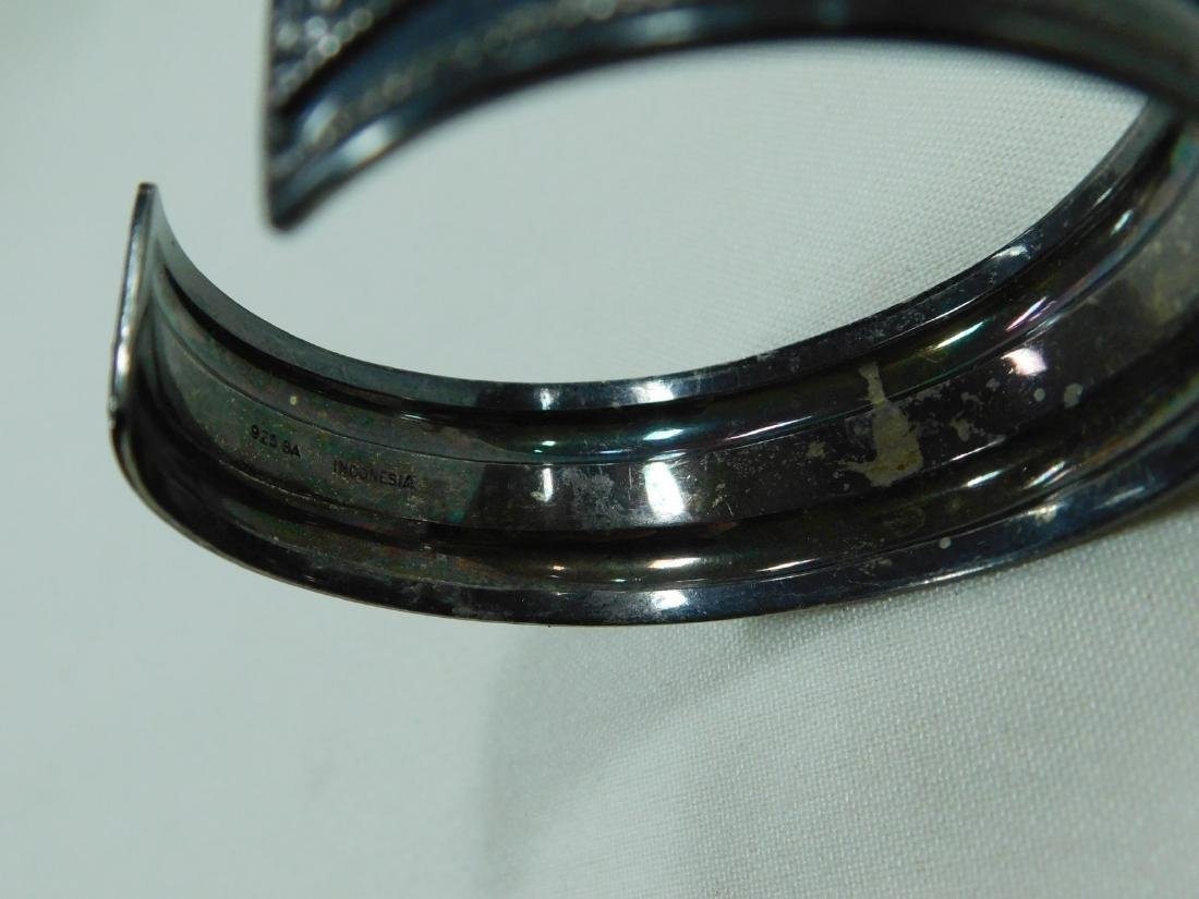 VARIOUS 925 SILVER JEWELRY - 7