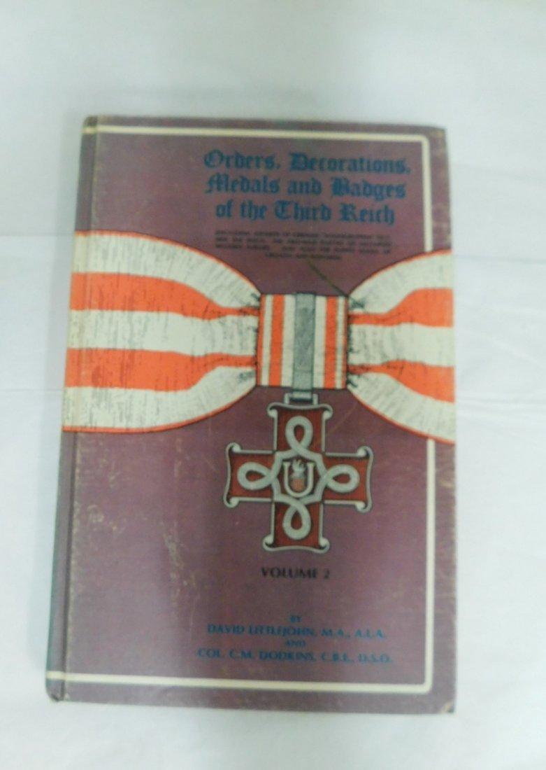 THIRD REICH VOLUME 2 BOOK