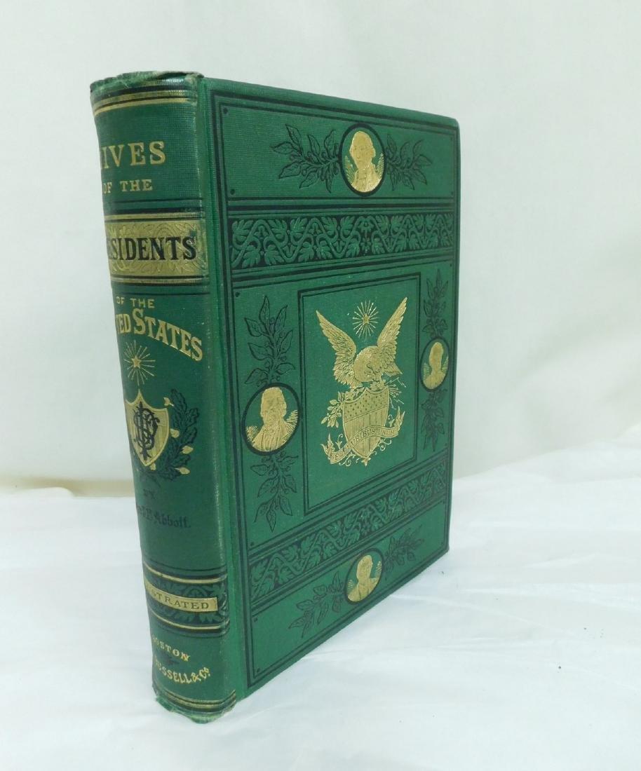 3 ANTIQUE BOOKS - 2