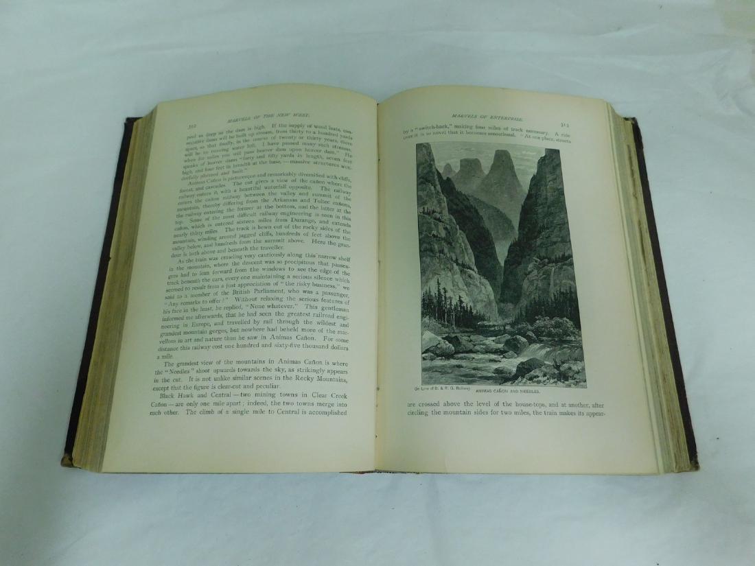 3 ANTIQUE BOOKS - 9