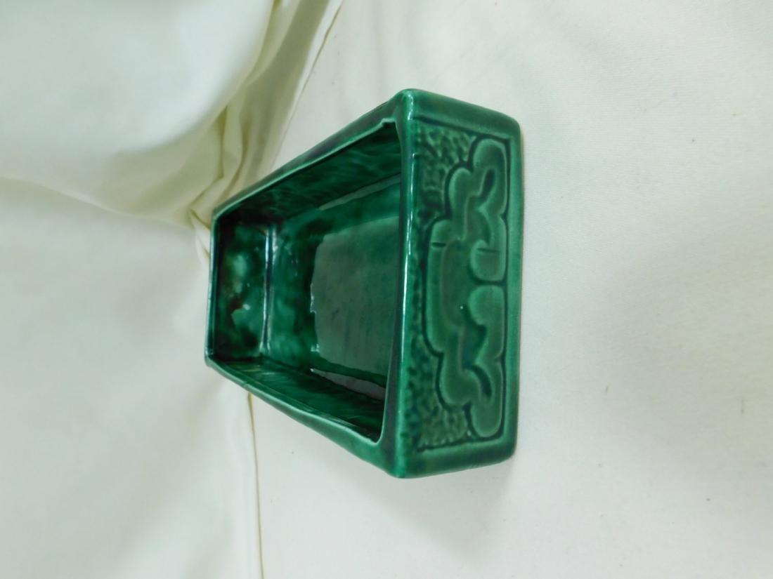 CERAMIC DRAGON LIDDED BOX - 3