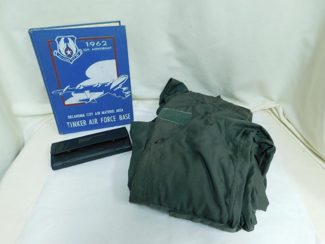 1962 20TH ANNIVERSARY TINKER AIR FORCE BASE YEAR B