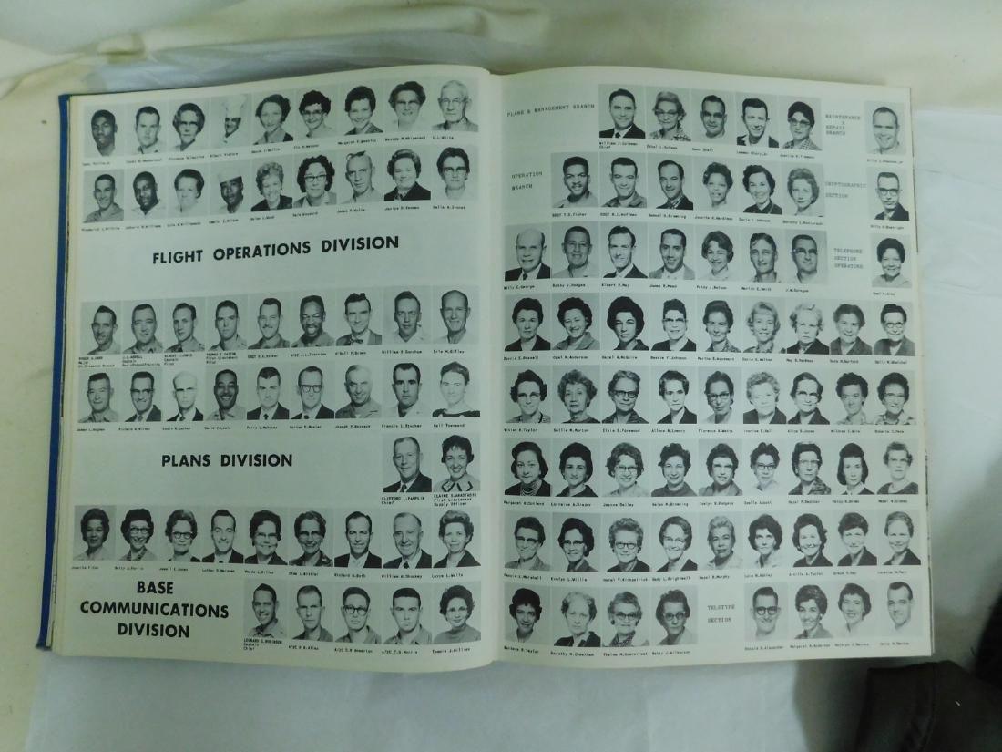 1962 20TH ANNIVERSARY TINKER AIR FORCE BASE YEAR B - 4