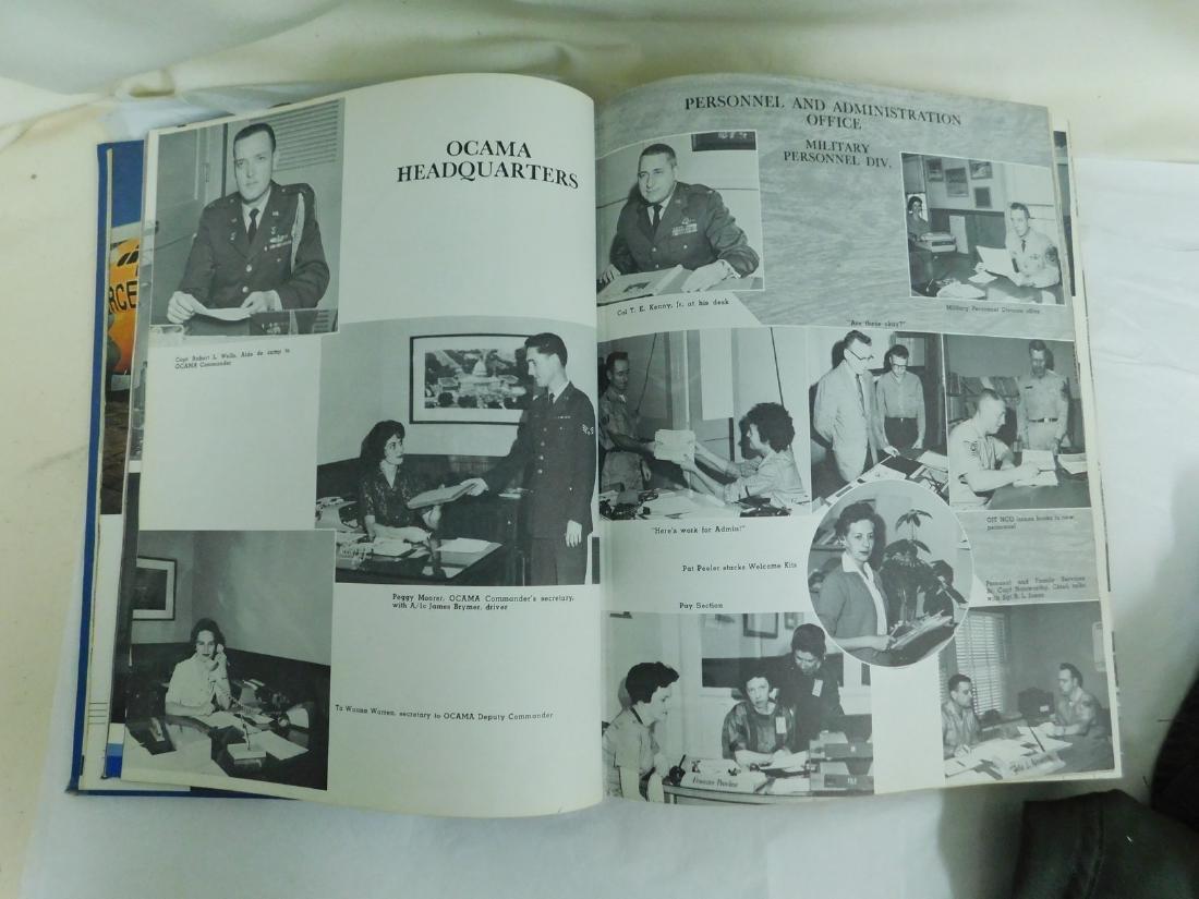 1962 20TH ANNIVERSARY TINKER AIR FORCE BASE YEAR B - 6