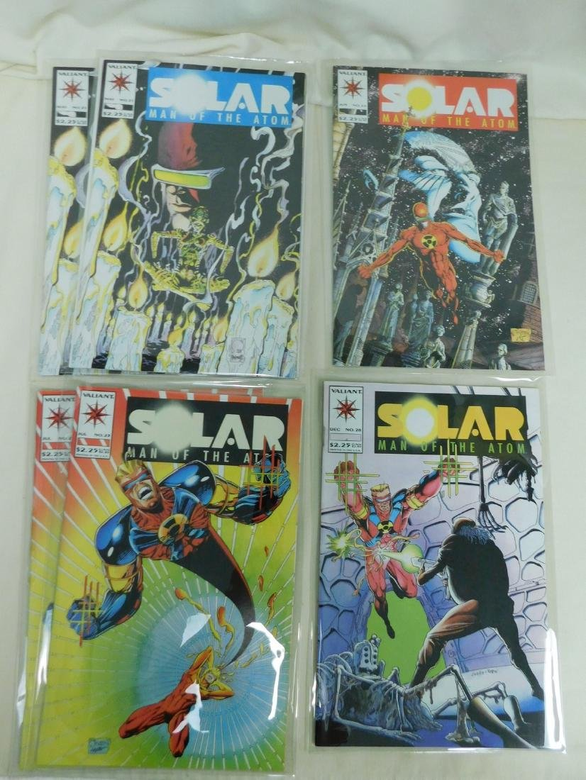 25 VALIANT COMIC BOOKS - 2