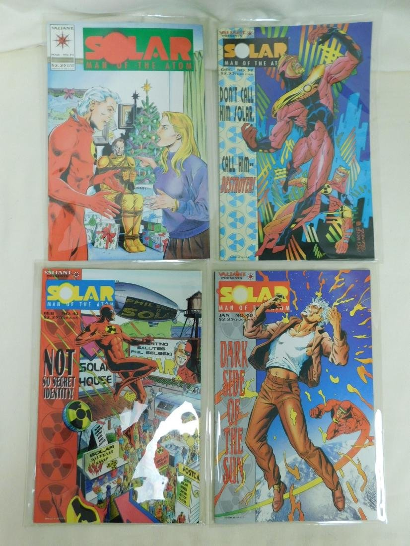 25 VALIANT COMIC BOOKS - 3