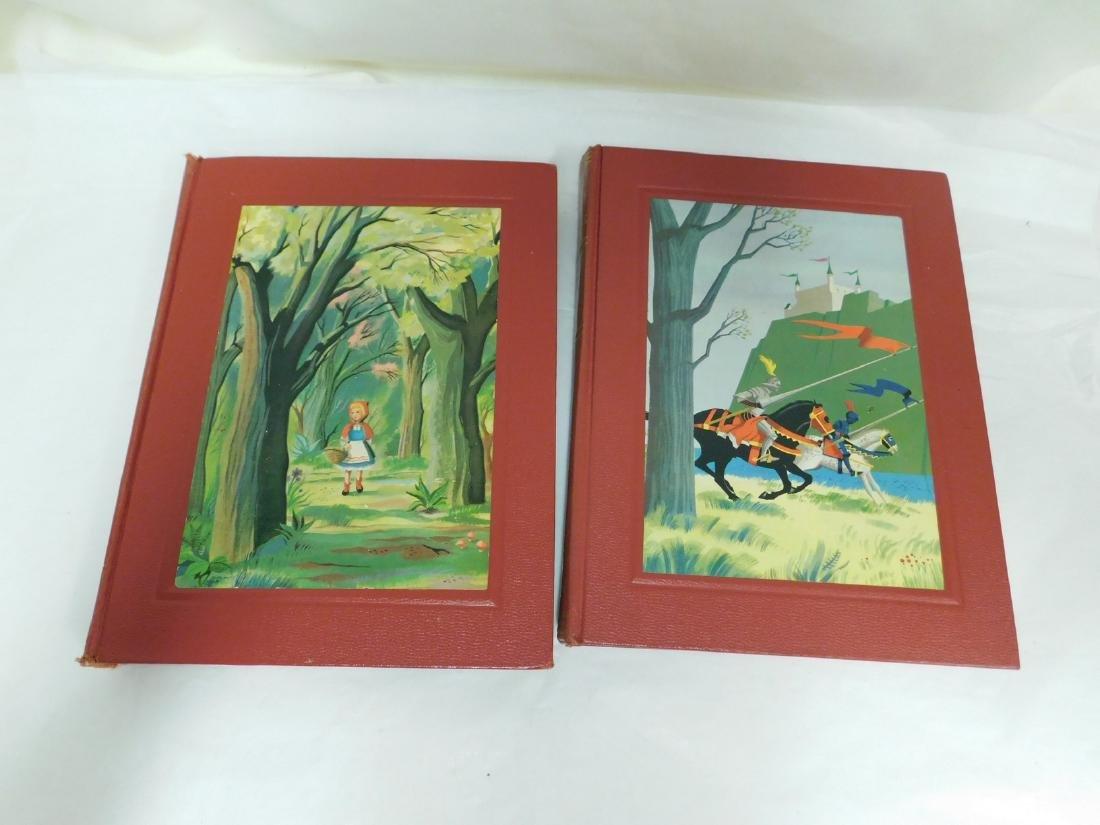7 VINTAGE CHILDRENS BOOKS - 7