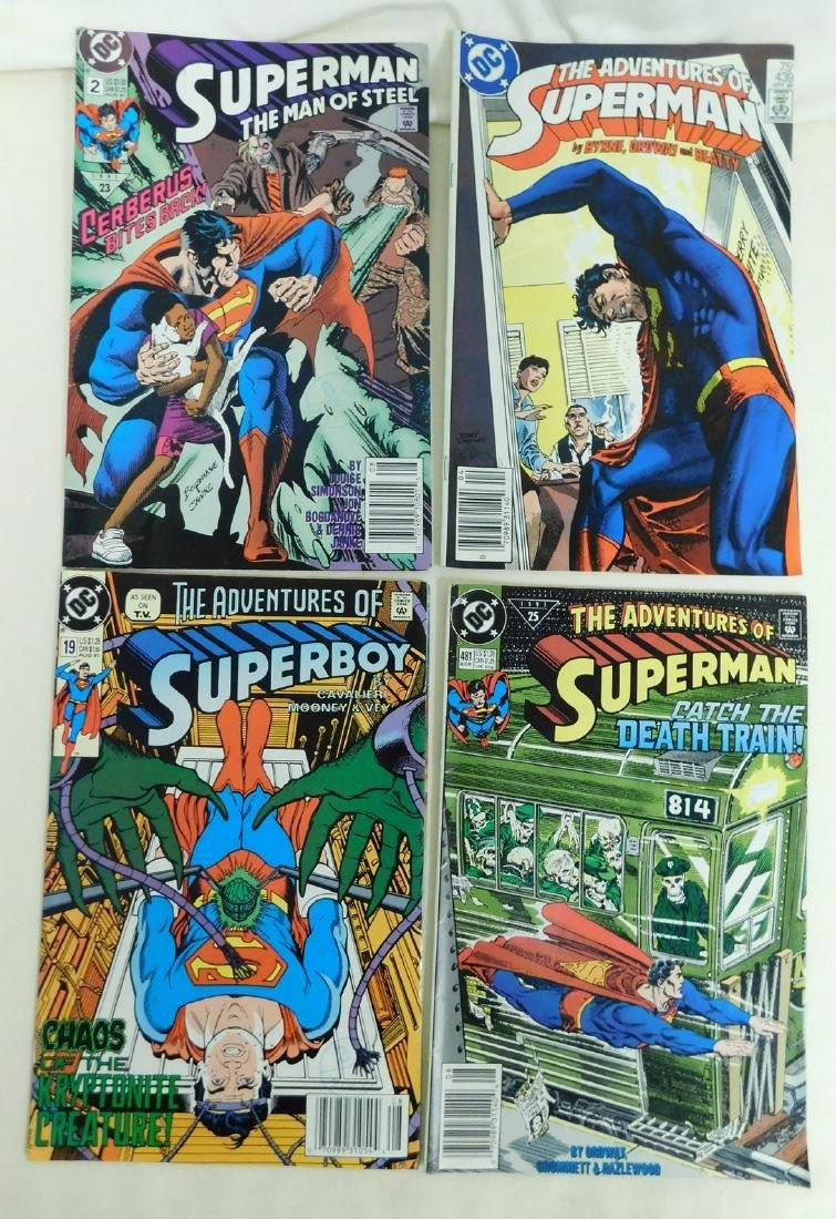 VARIOUS DC COMICS - 2