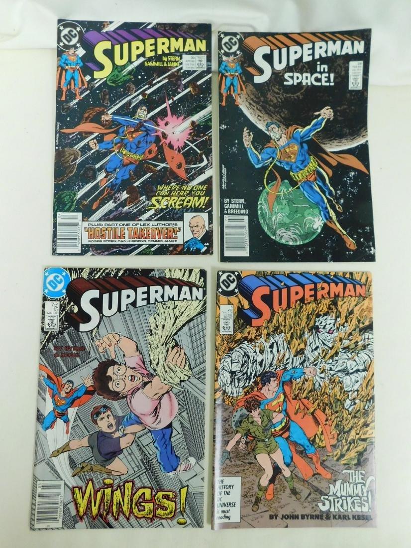 VARIOUS DC COMICS - 4