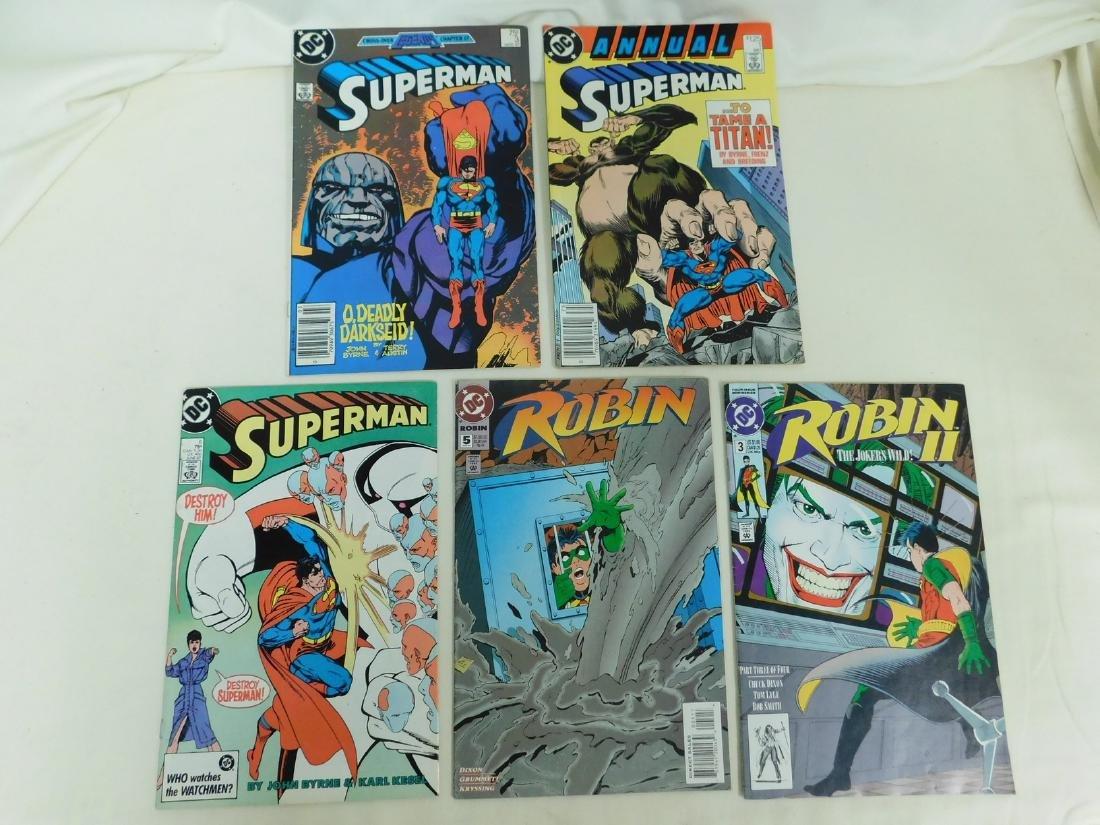 VARIOUS DC COMICS - 5