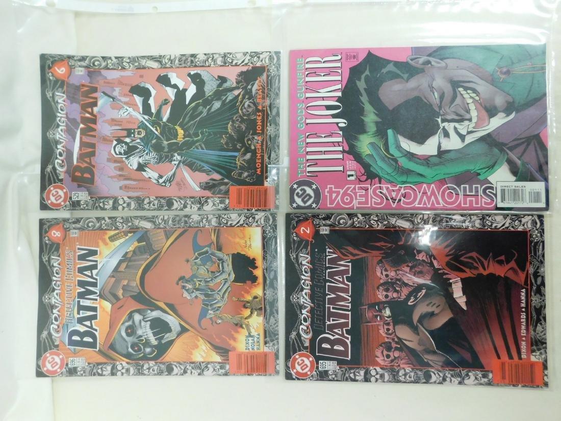 VARIOUS DC COMICS - 7