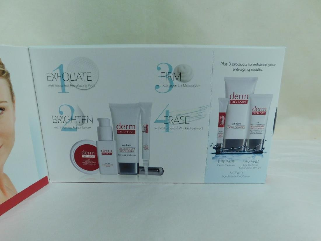 DERM EXCLUSIVE PROFESSIONAL SKIN CARE - 4