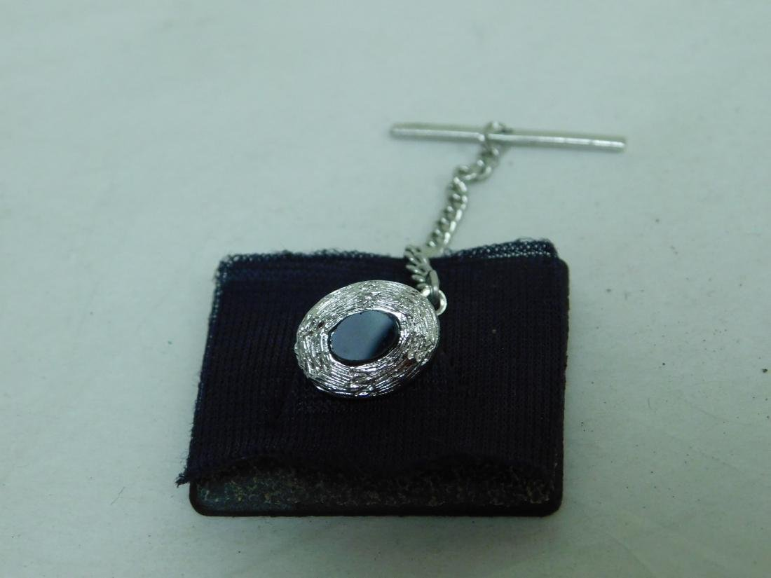 CUFF LINKS AND TIE PINS - 4