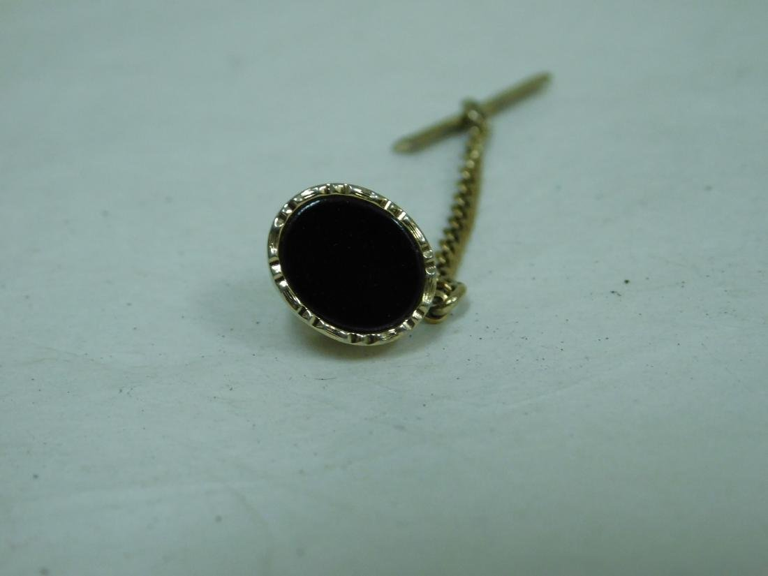 CUFF LINKS AND TIE PINS - 6