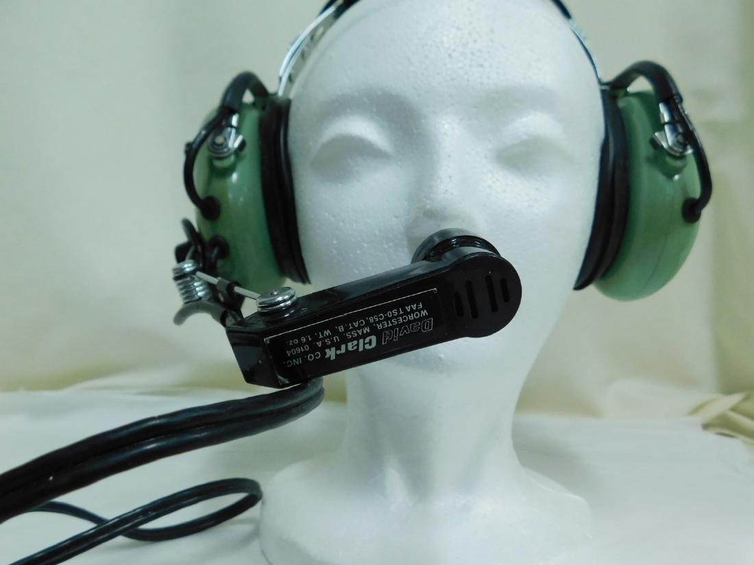 DAVID CLARK HEADPHONES & MORE - 7