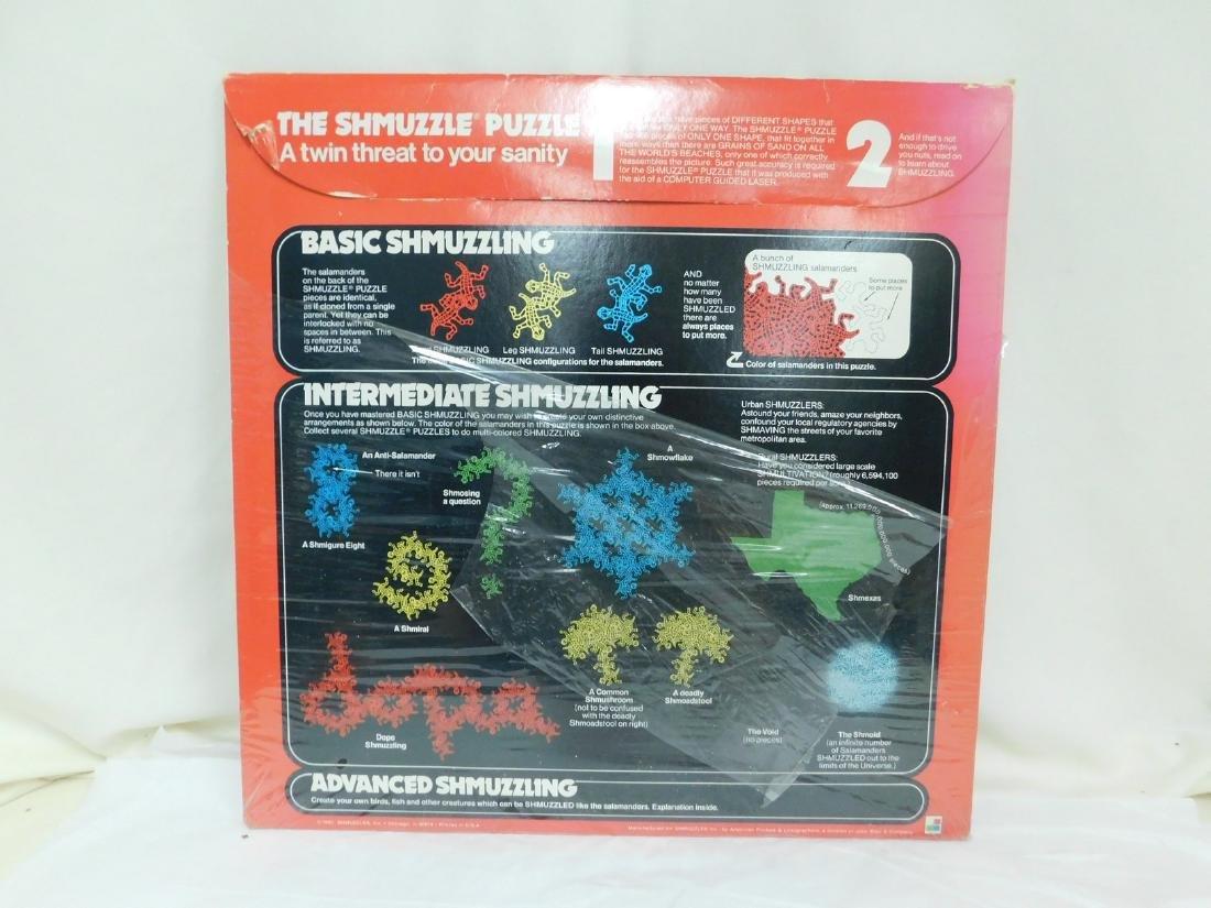 1983 ROLLING STONE SHMUZZLE PUZZLE & PIN - 4