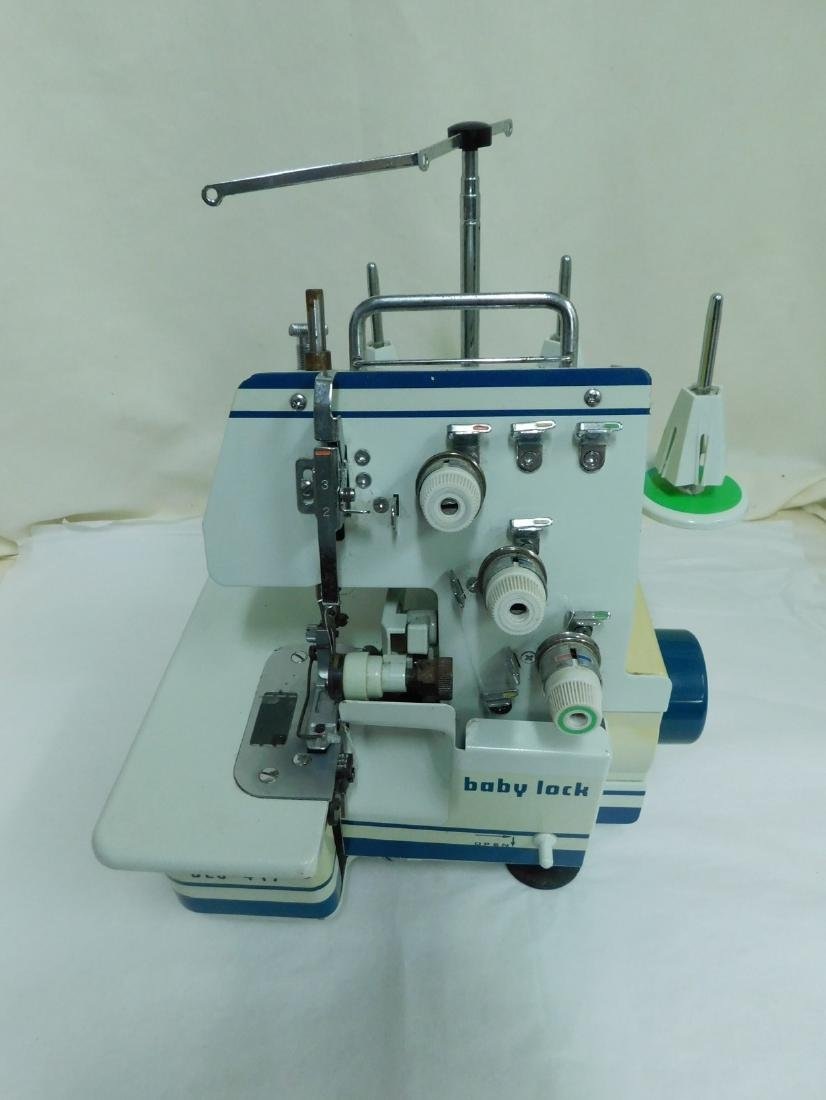 BABY LOCK EMBROIDERY MACHINE