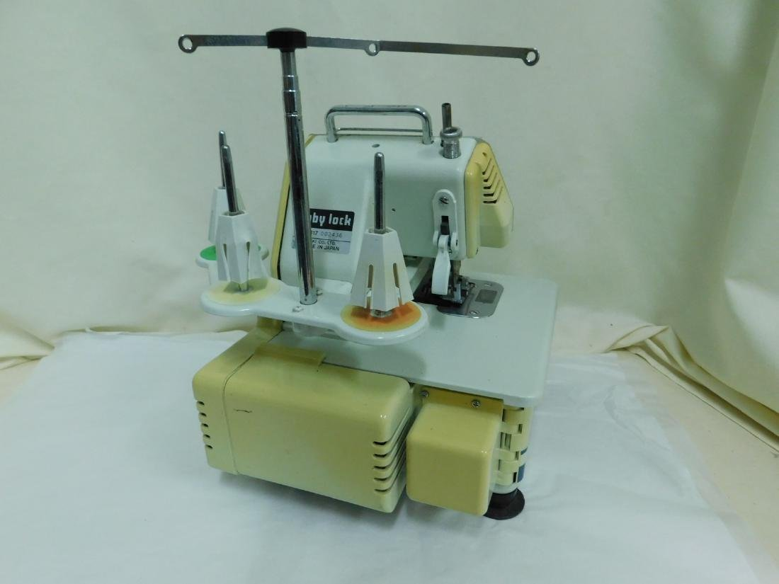 BABY LOCK EMBROIDERY MACHINE - 4