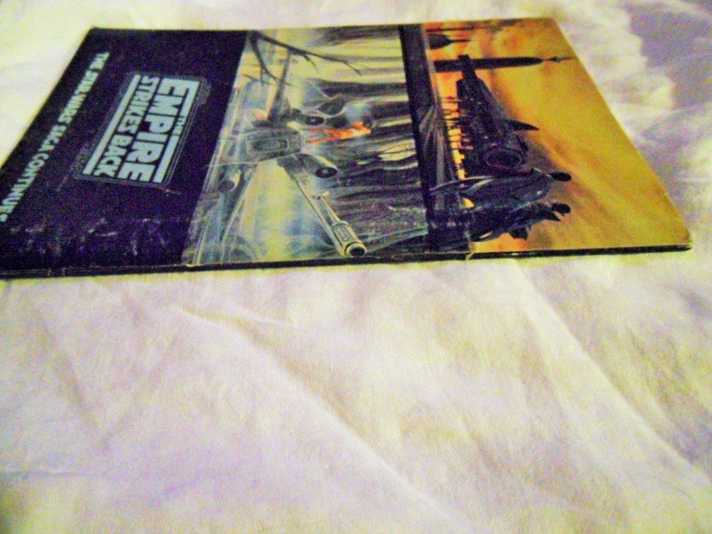 STAR WARS COLLECTOR GUIDE FIRST PRINTING AND EMPIRE SB - 10