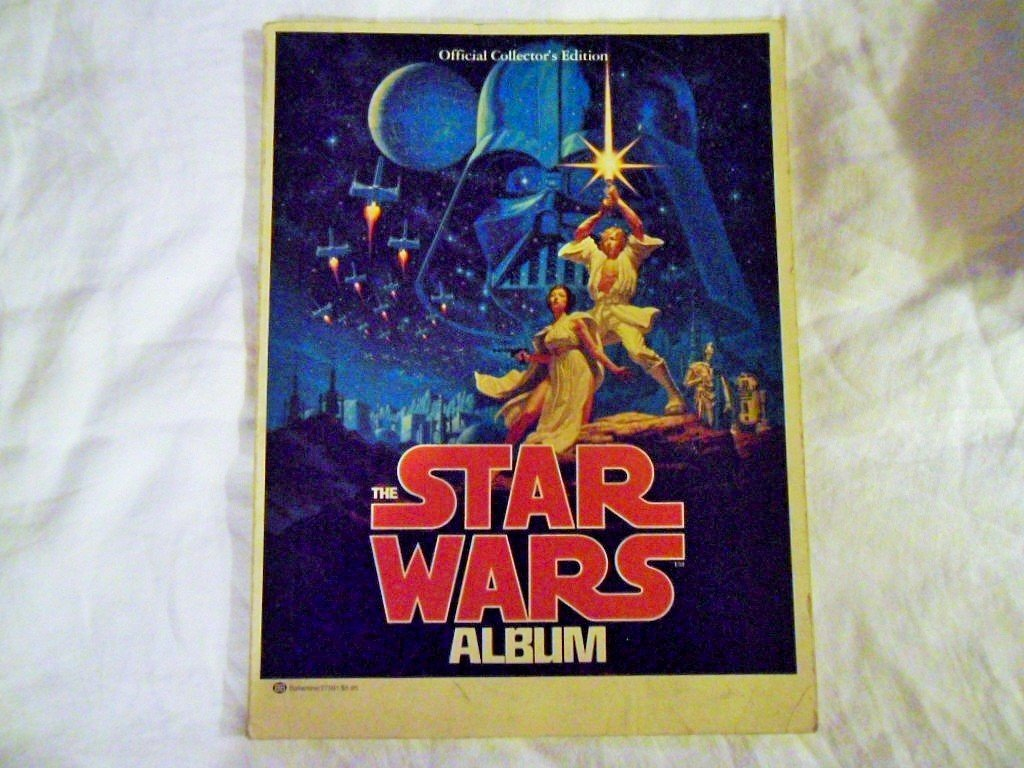 STAR WARS COLLECTOR GUIDE FIRST PRINTING AND EMPIRE SB - 2