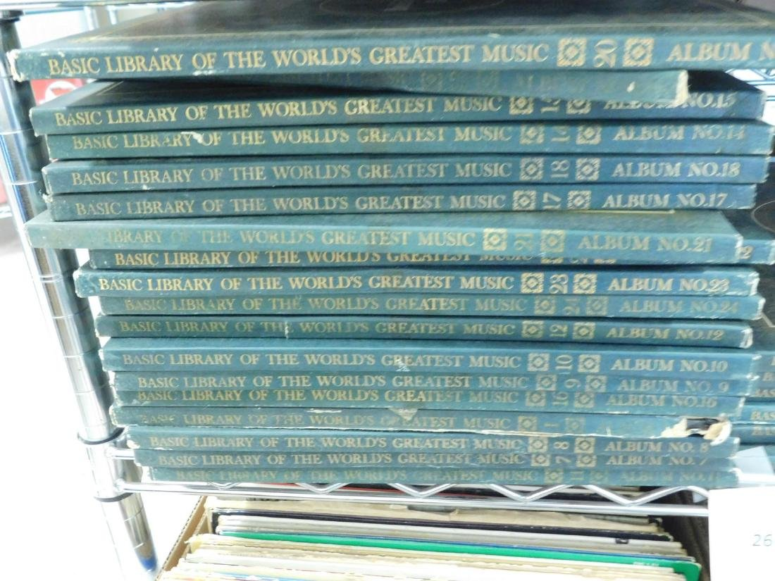 1938 BASIC LIBRARY FO THE WORLDS GREATEST MUSIC