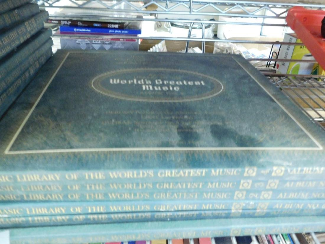 1938 BASIC LIBRARY FO THE WORLDS GREATEST MUSIC - 2