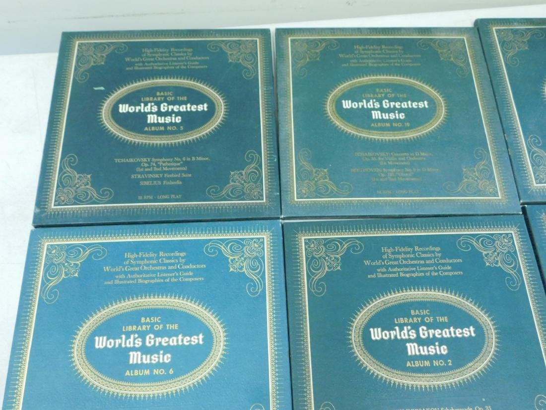 1938 BASIC LIBRARY FO THE WORLDS GREATEST MUSIC - 4