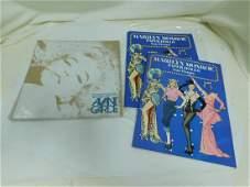 1979 TOM TIERNEY MARILYN MONROE PAPER DOLLS