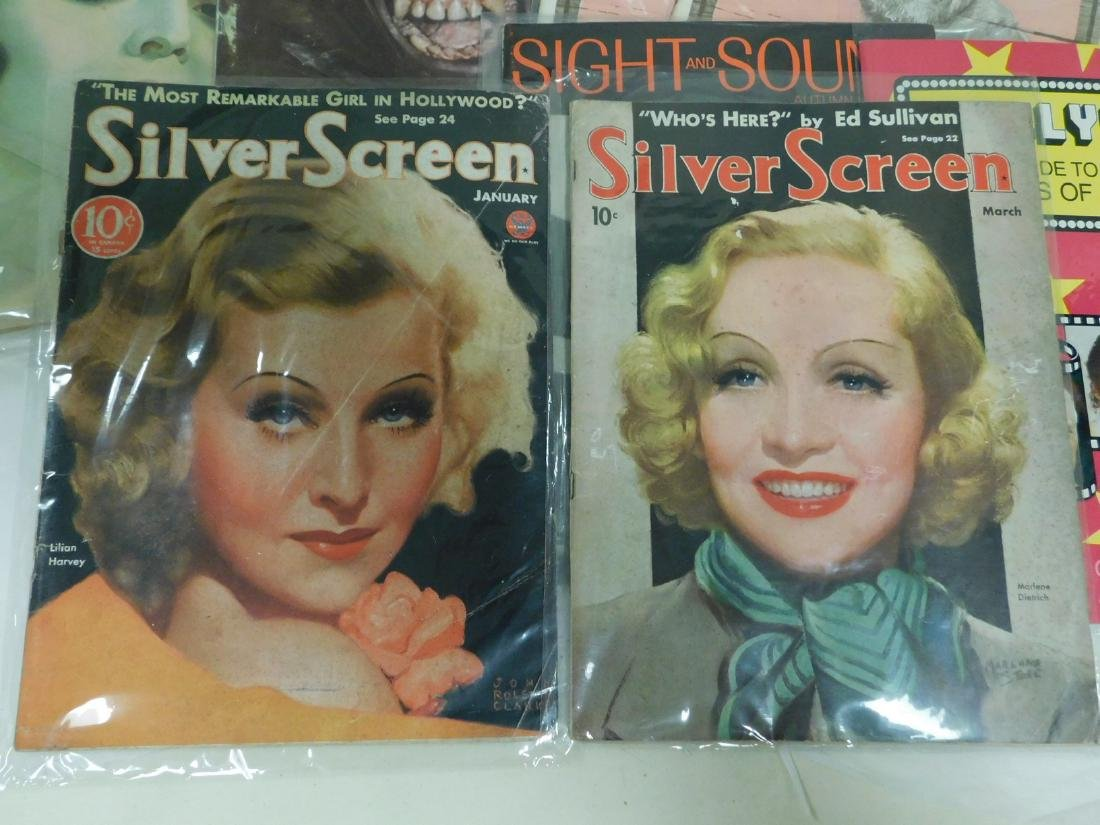 VINTAGE SILVER SCREEN - SCREEN STORIES - SCREEN PL - 2