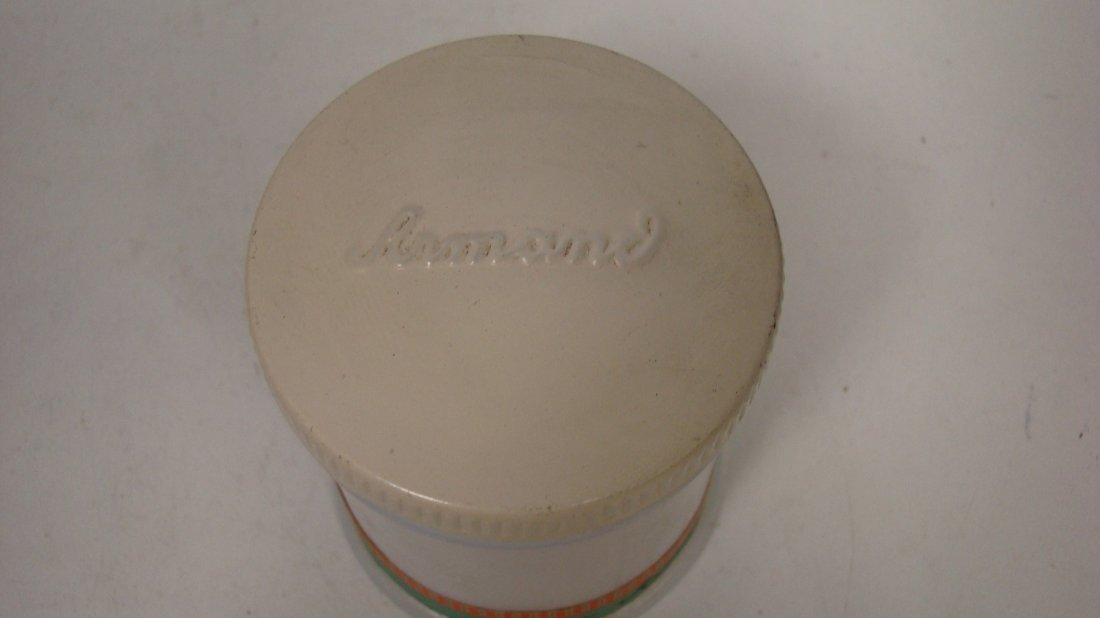 VINTAGE ARMAND CLEANSING CREAM & COVER GIRL COMPACT - 5