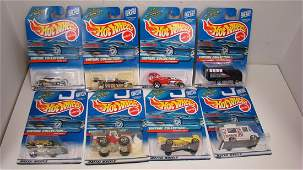 16 2000 HOT WHEELS VIRTUAL COLLECTION CARS