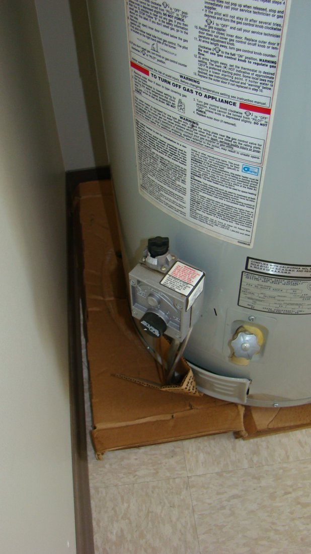 NEW STATE CENSIBLE 510E HOT WATER HEATER - 4